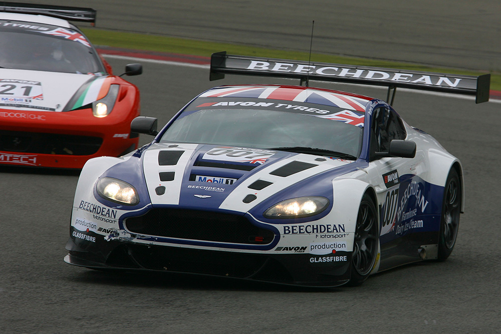 The Car S The Star Aston Martin V12 Vantage Gt3 Official Site Of