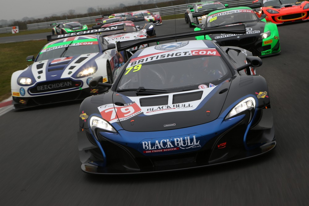 British GT announces 33-car season entry list at Snetterton Media Day