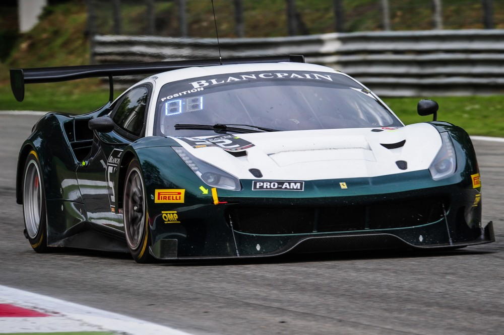 cameron griffin and af corse return with ferrari 488 gt3 official site of british gt championship. Black Bedroom Furniture Sets. Home Design Ideas
