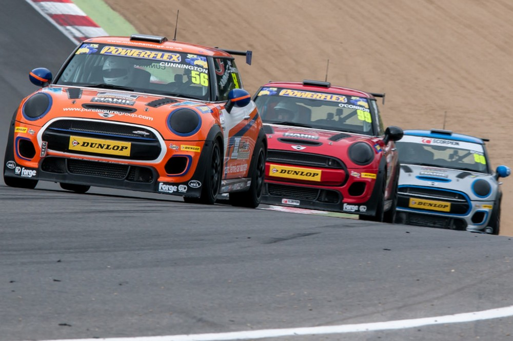 Mini Challenge Jcw Class Joins British Gt Bill From 2017 Official
