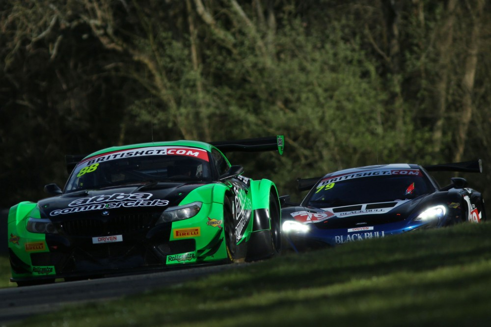 British GT3 Rockingham preview