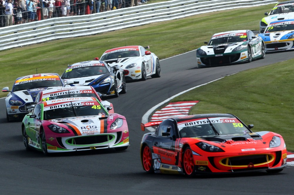 Silverstone 500 Preview: GT4 | Official Site of British GT Championship