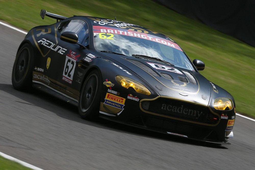 Academy expand to two Aston GT4s after signing Jonck and Wood