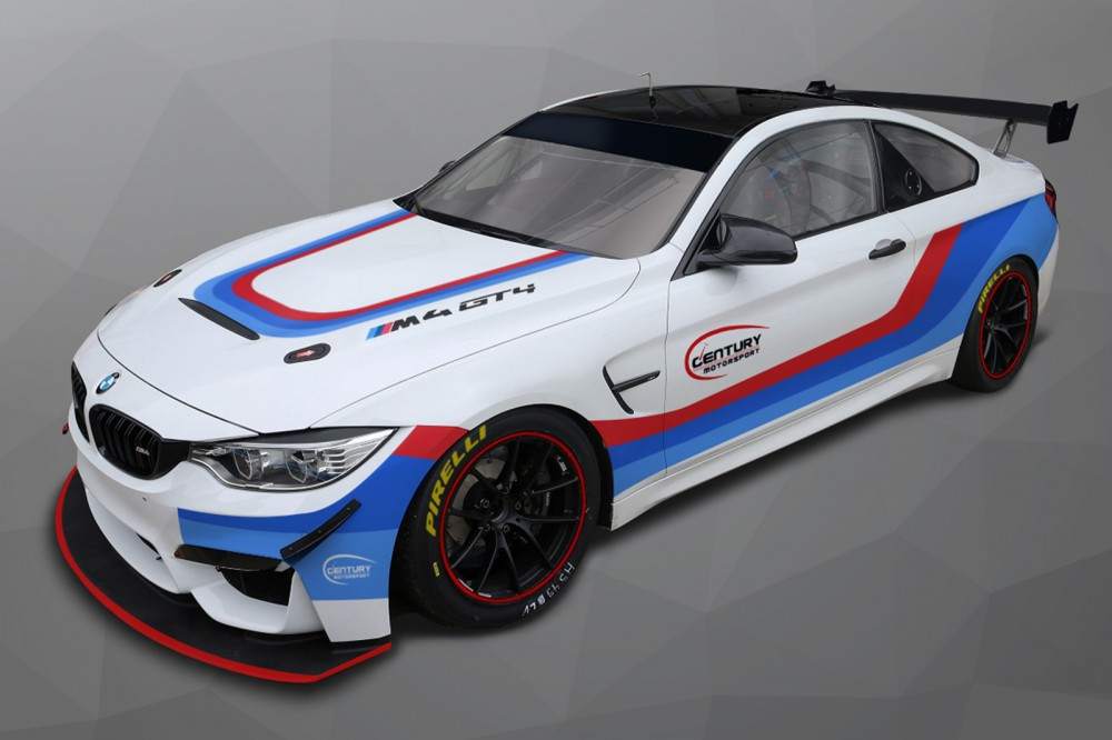 Century switches to BMW for British GT4 assault