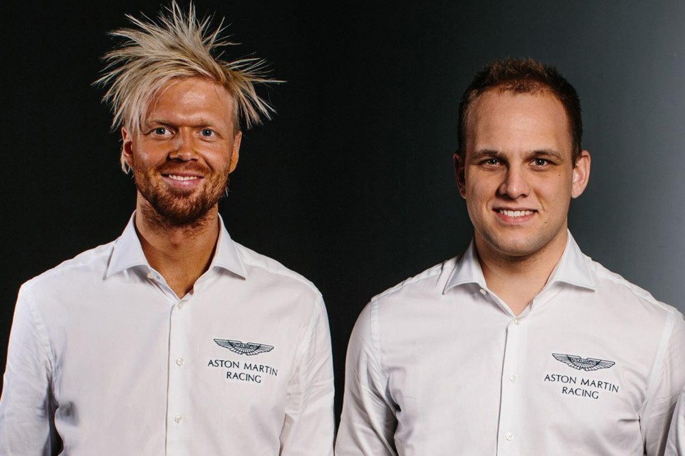 AMR aces Thiim and Sørensen complete TF Sport's GT3 line-up