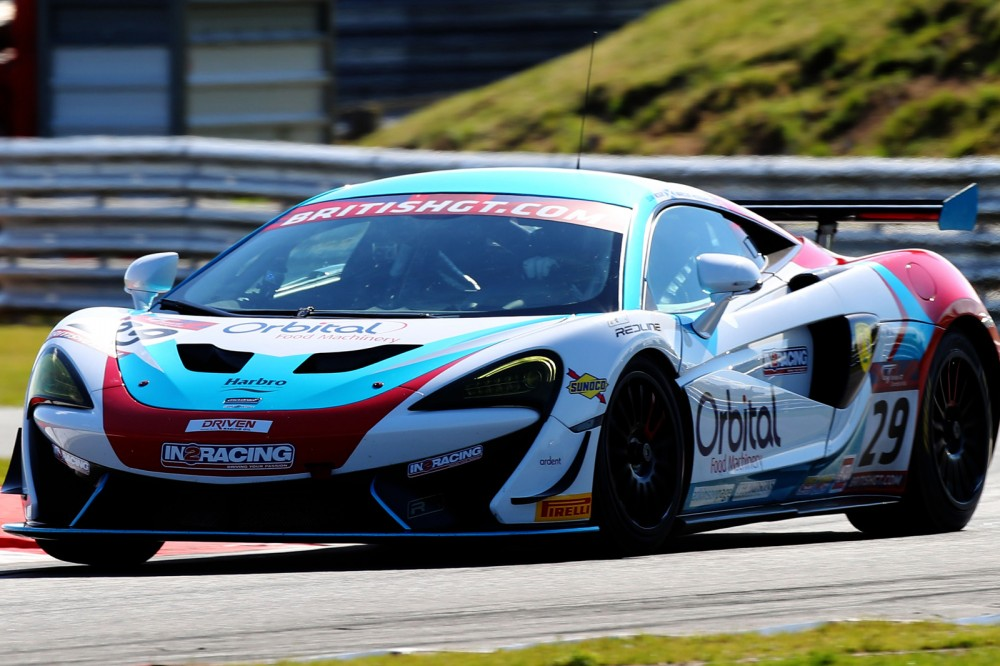 Duyver and Anttila join In2Racing for Spa