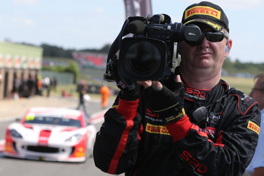 British GT's UK rounds to be streamed live on championship's Facebook page and website