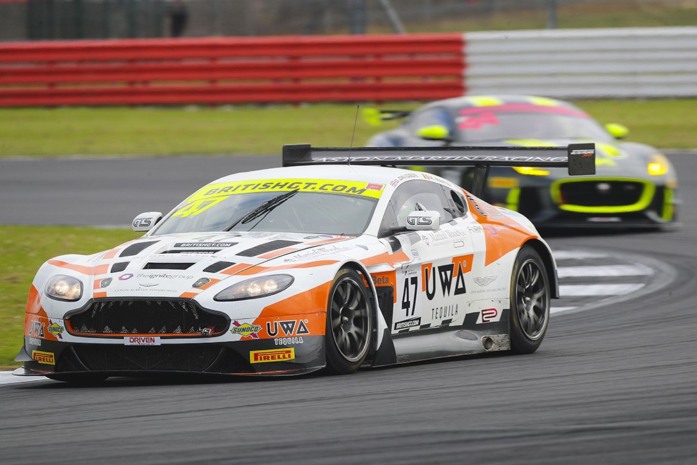 FP2: Martin and George fastest in second practice at Silverstone