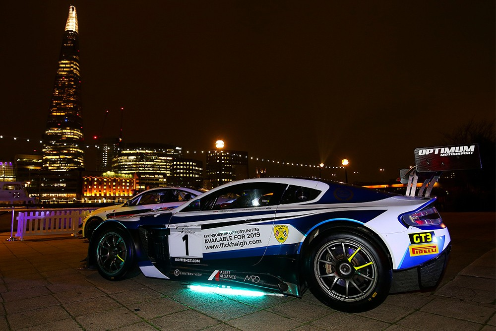 British GT champions and award winners crowned at SRO Awards in London