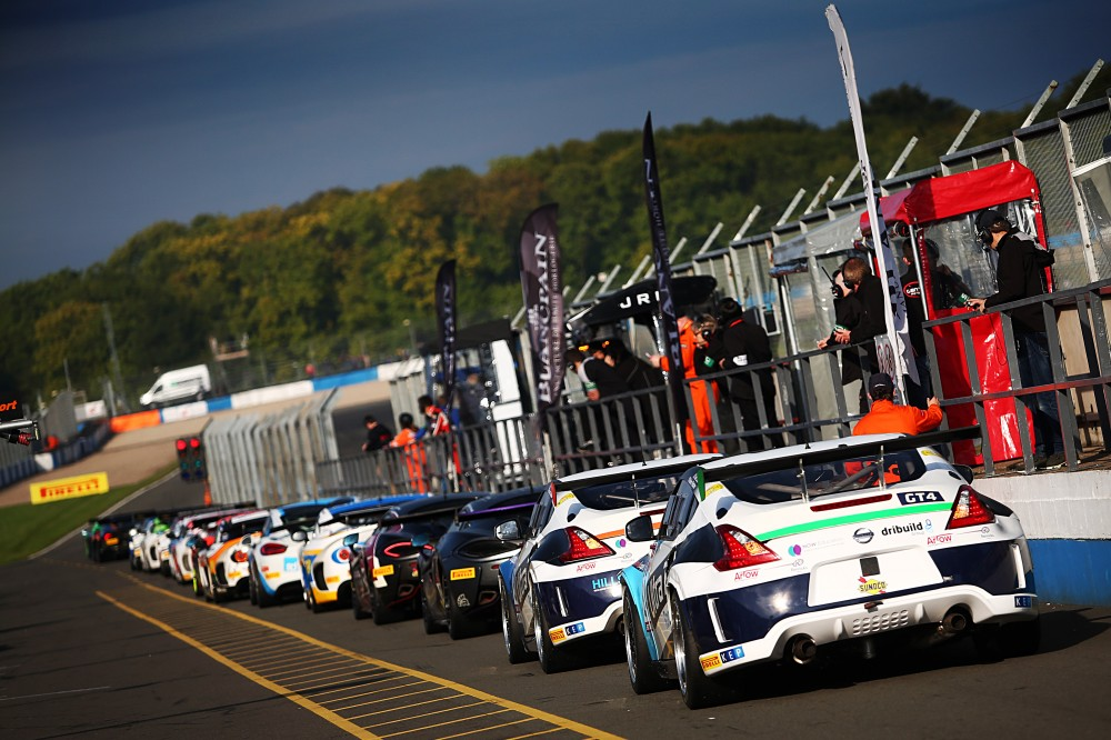 British GT adds second Donington date to 2019 calendar