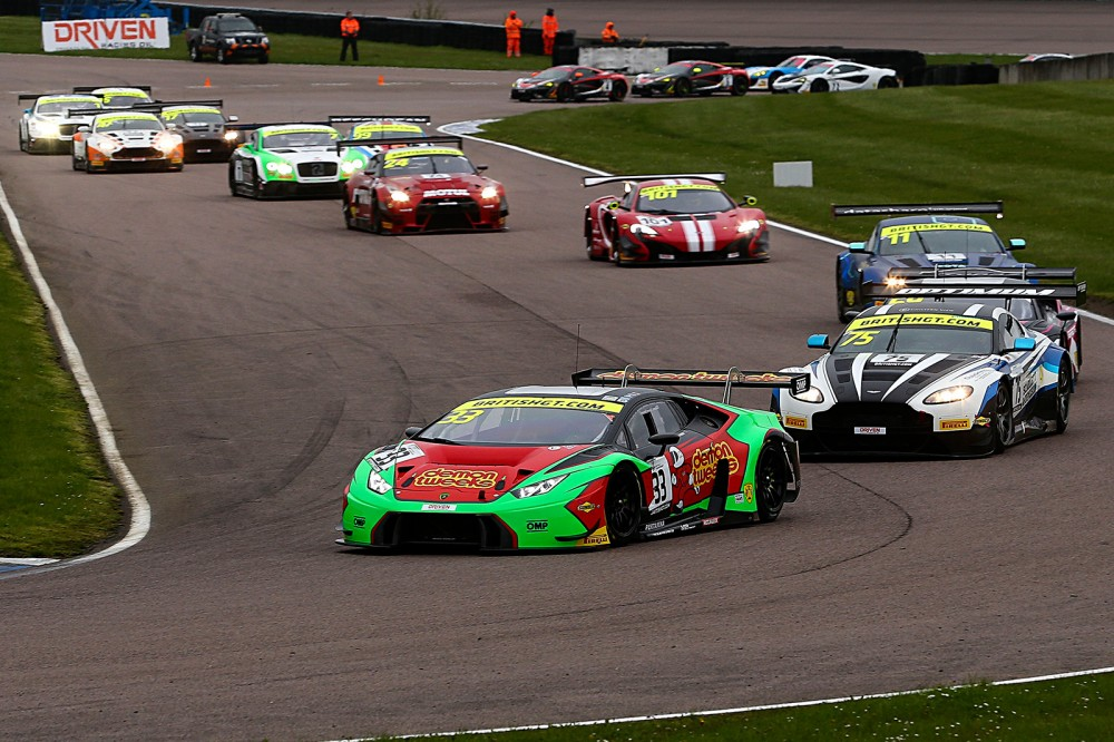 Preview: British GT hots up with two Snetterton sprints