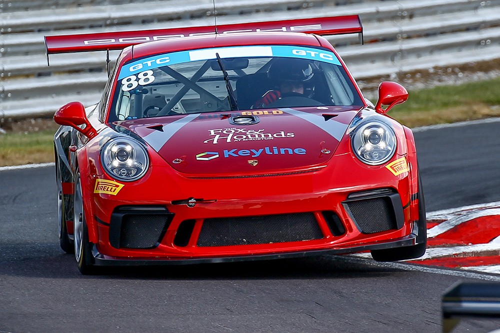 WPI Motorsport enters full-season Porsche GTC for Igoe and Wilcox
