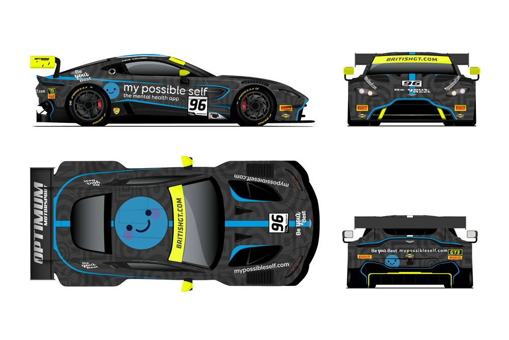Wilkinson and 2007 champion Ellis complete Optimum's Aston Martin GT3 line-up