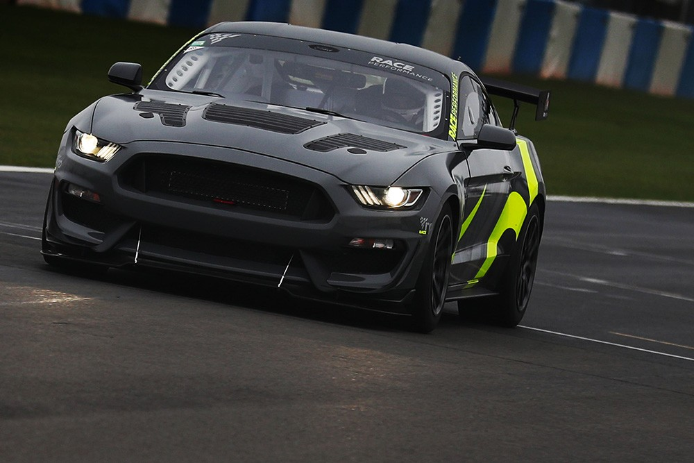 Taylor-Smith completes RACE Performance's Mustang GT4 line-up