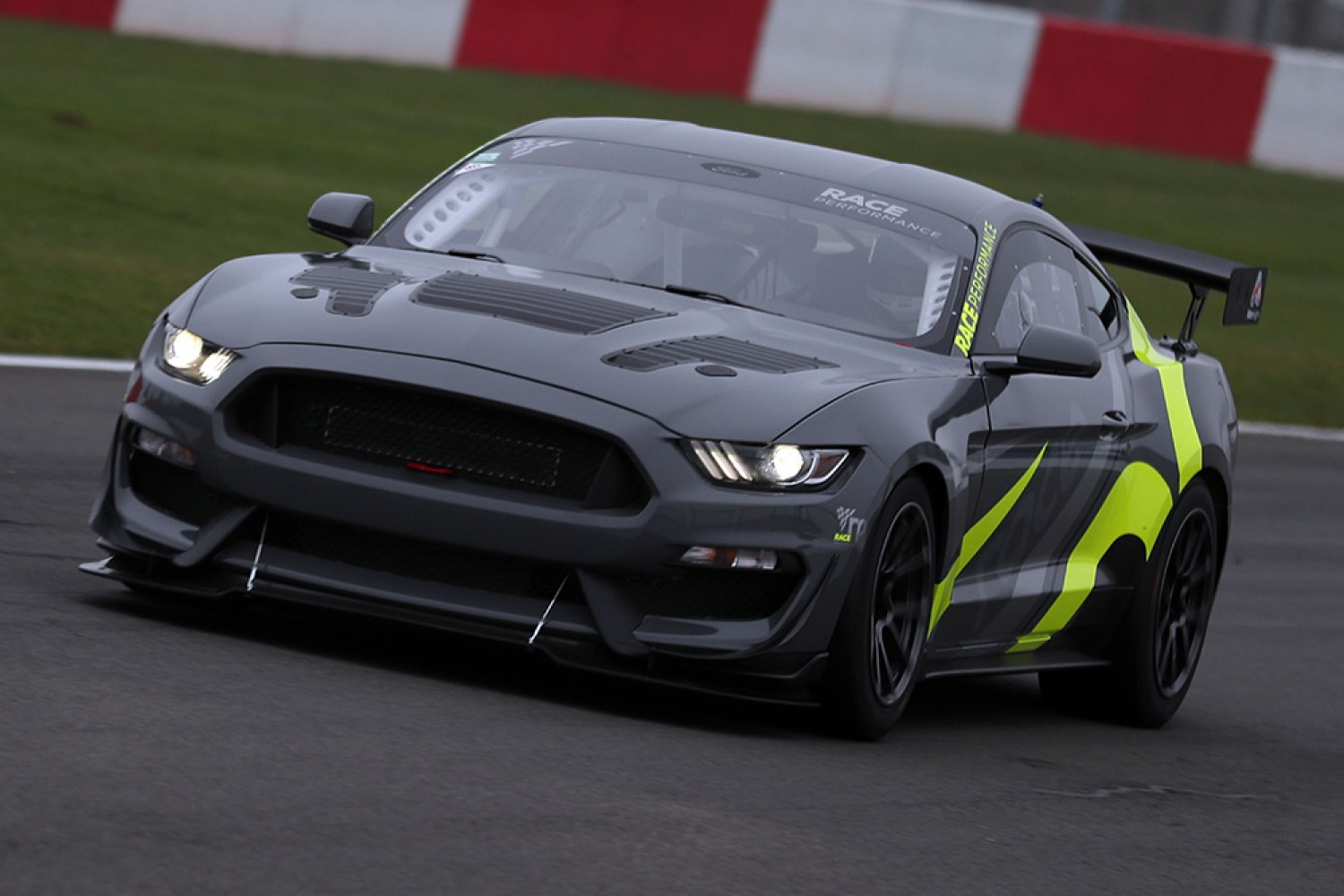 RACE Performance and Smelt confirm Mustang GT4 entry