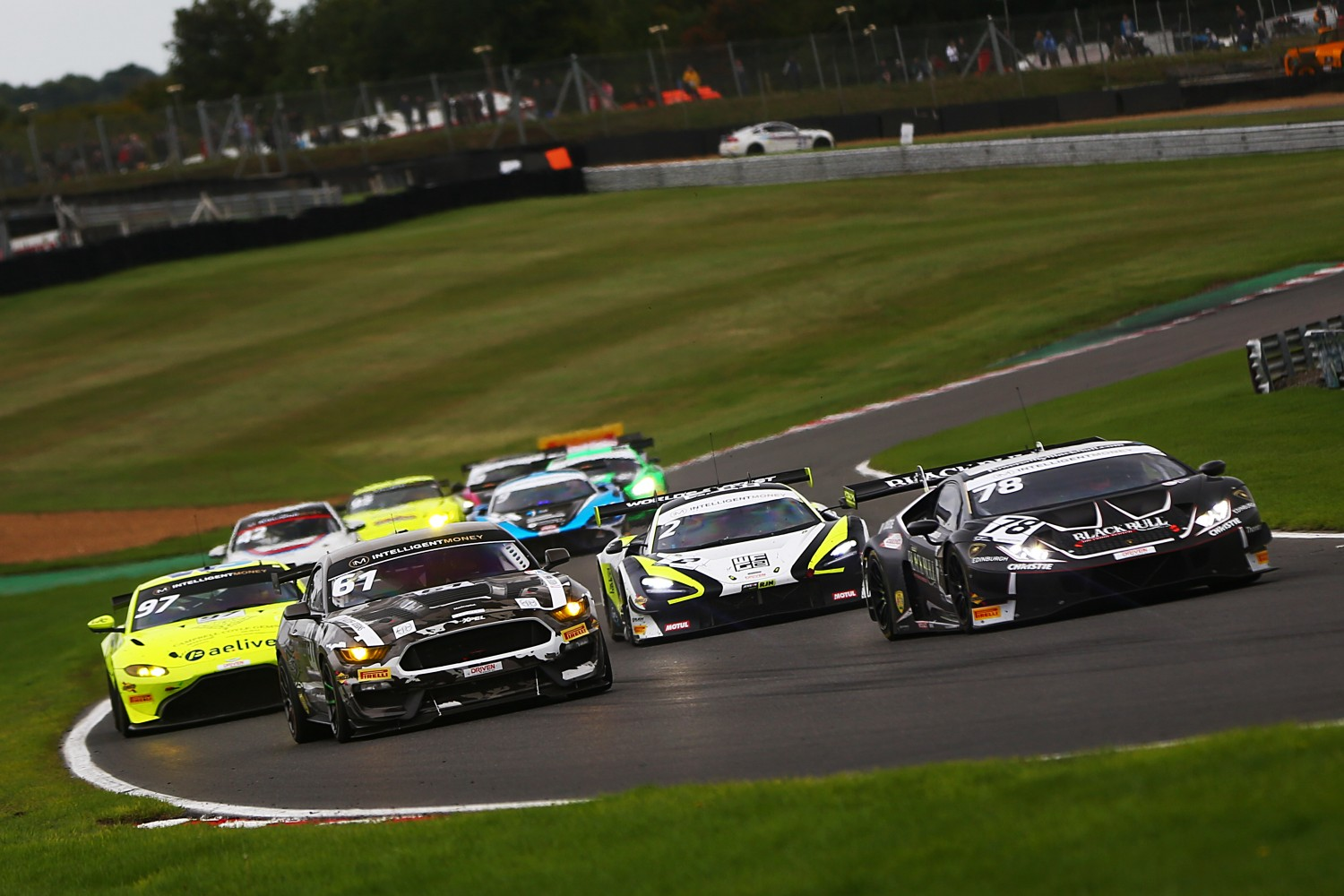 Barwell's Collard and Mitchell claim first GT3 wins at Brands; Academy prevail after wild GT4 finish