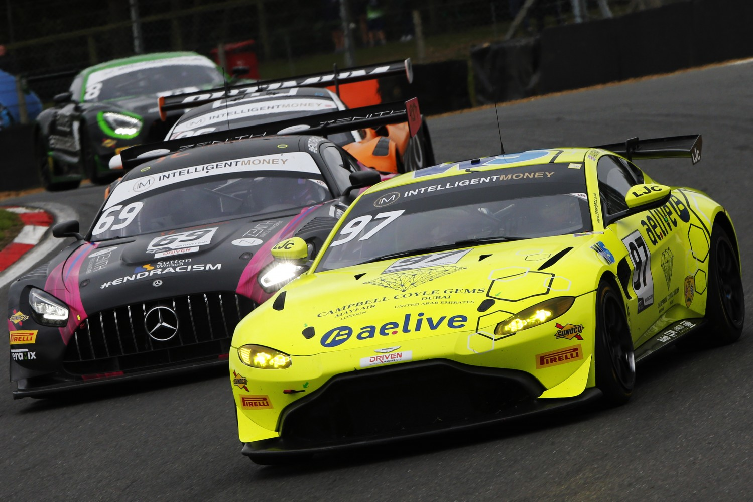 Bumper 38-car entry assembled for Intelligent Money British GT's Silverstone showdown