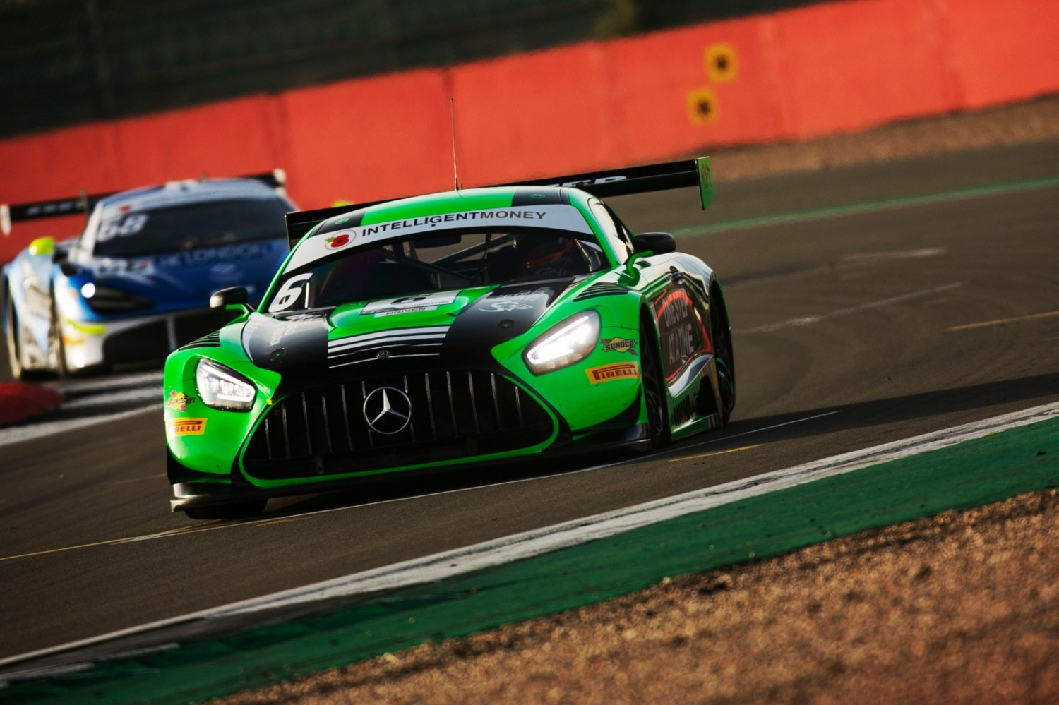 Silverstone FP1: RAM's Buurman and TF Sport's Caroline set record early pace