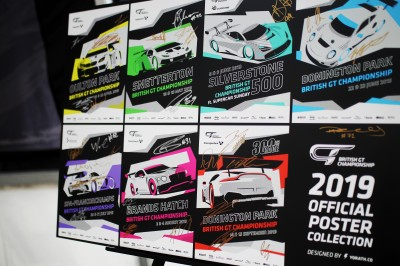British GT Posters