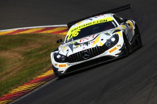 View article: FP2: Buurman and Osborne lead the way in Spa-Francorchamps second practice