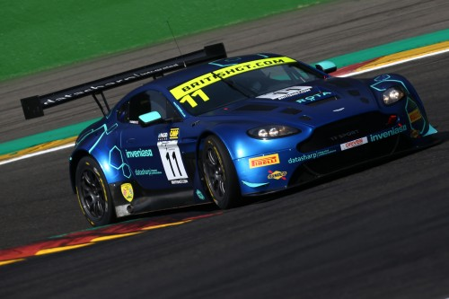 View article: FP1: Thiim and Fagg fastest in first practice at Spa-Francorchamps