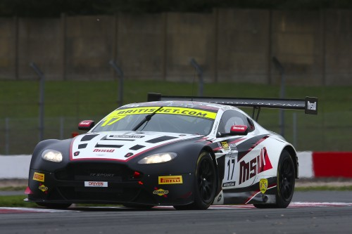 View article: FP1: Sorensen and Malvern top opening 'Donington Decider' practice