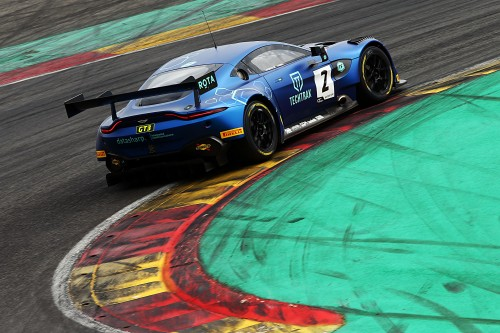 View article: Spa FP2: Two from two for Thiim and TF; Balfe's O'Brien fastest in GT4