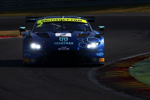 View article: Spa FP1: Thiim and Canning set the early pace for TF Sport