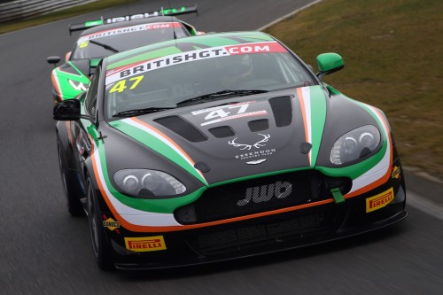 View article: Griffin and Giddings back with JWBird Motorsport Aston GT4