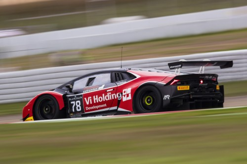 View article: Barwell expands to three Lamborghinis as Cocker and Machitski make British GT returns