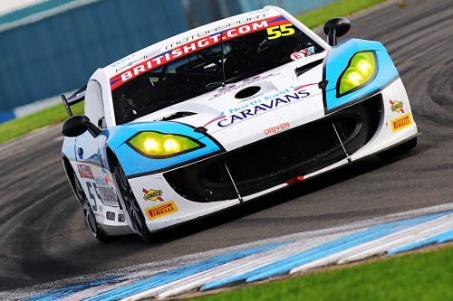 View article: GT4 champions HHC expand to two cars; Pointon leads driver line-up
