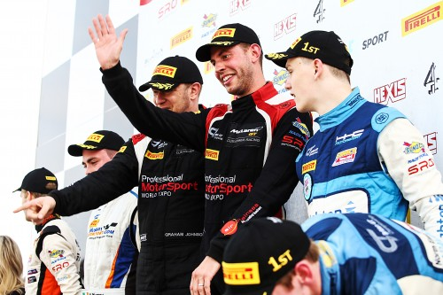 View article: Optimum eager to expand British GT programme; bid farewell to Johnson/Robinson
