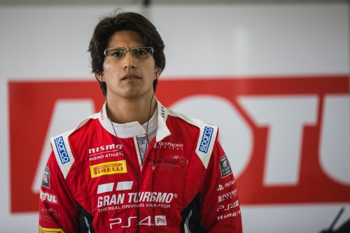 View article: GT Academy winner Sanchez set for British GT debut with RJN