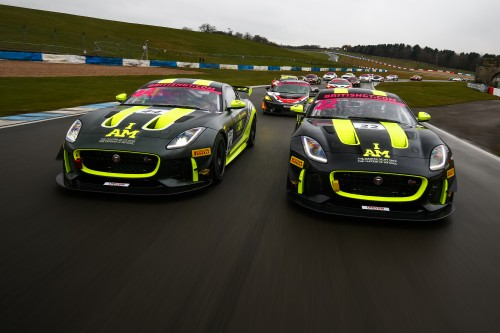 View article: Take a ride aboard Invictus Games Racing's Jaguar GT4 at Silverstone!