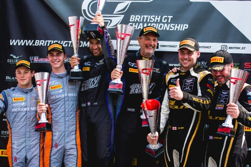 View article: David Pattison's Diary of a Gentleman Driver: Snetterton