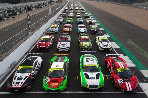 View article: British GT unveils seven-round 2019 calendar
