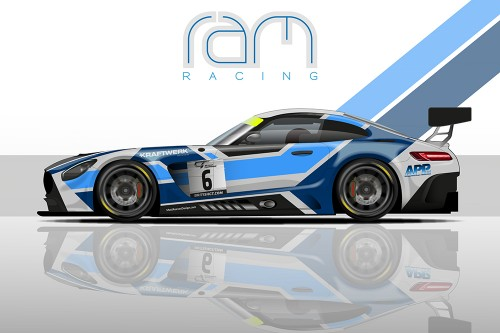 View article: RAM return for full-season GT3 assault with Loggie, Macleod and AMG
