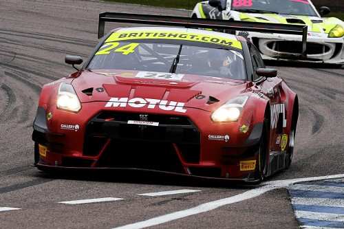View article: Witt confirms British GT outing with RJN Motorsport at Snetterton
