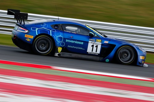 View article: FP1: Thiim and Malvern pace morning practice at Snetterton