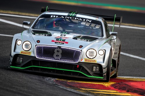 View article: Team Parker Racing brings new Bentley to British GT