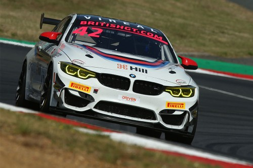 View article: Century confirms Kimber and Mathiassen for second BMW M4 GT4
