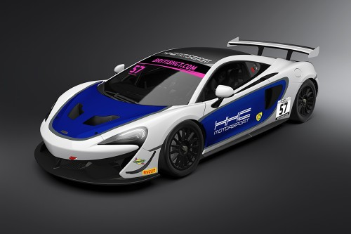 View article: HHC make McLaren GT4 switch; confirm Pointon and Macdonald