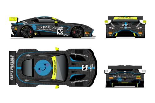 View article: Wilkinson and 2007 champion Ellis complete Optimum's Aston Martin GT3 line-up