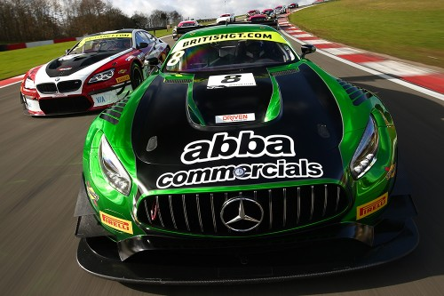 View article: GT3 Preview: British GT back in business as Oulton Park prepares for season opener