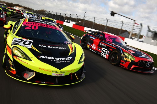 View article: Oulton Park GT4 preview: 21 set for season opener