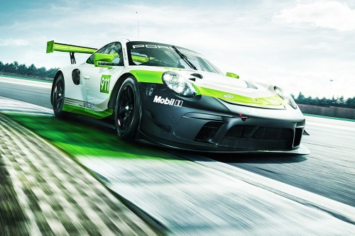 View article: Porsche ends British GT3 exile with G-Cat Racing