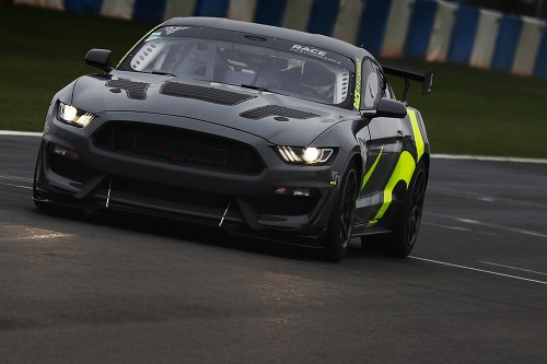 View article: Taylor-Smith completes RACE Performance's Mustang GT4 line-up