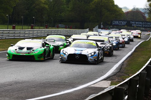 View article: British GT's monster supercar entry sets course for Snetterton