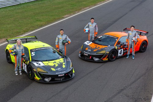 View article: Tolman reaffirms British GT commitment despite DDP suspension