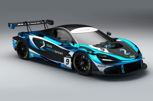 View article: New McLaren team 2 Seas Motorsport joins British GT3